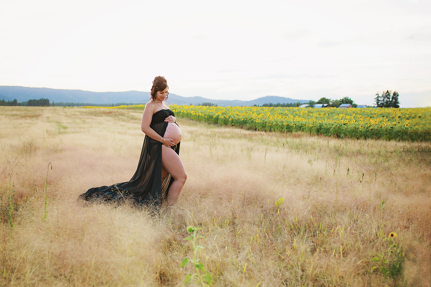 Spokane Maternity Photographer