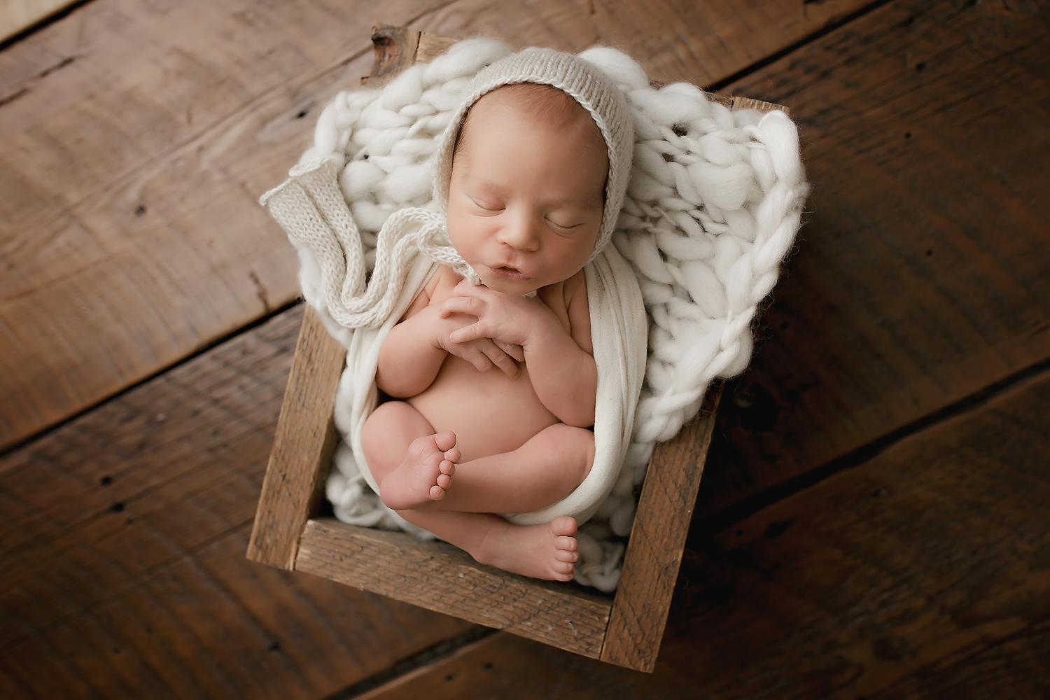 Spokane Newborn Photographer